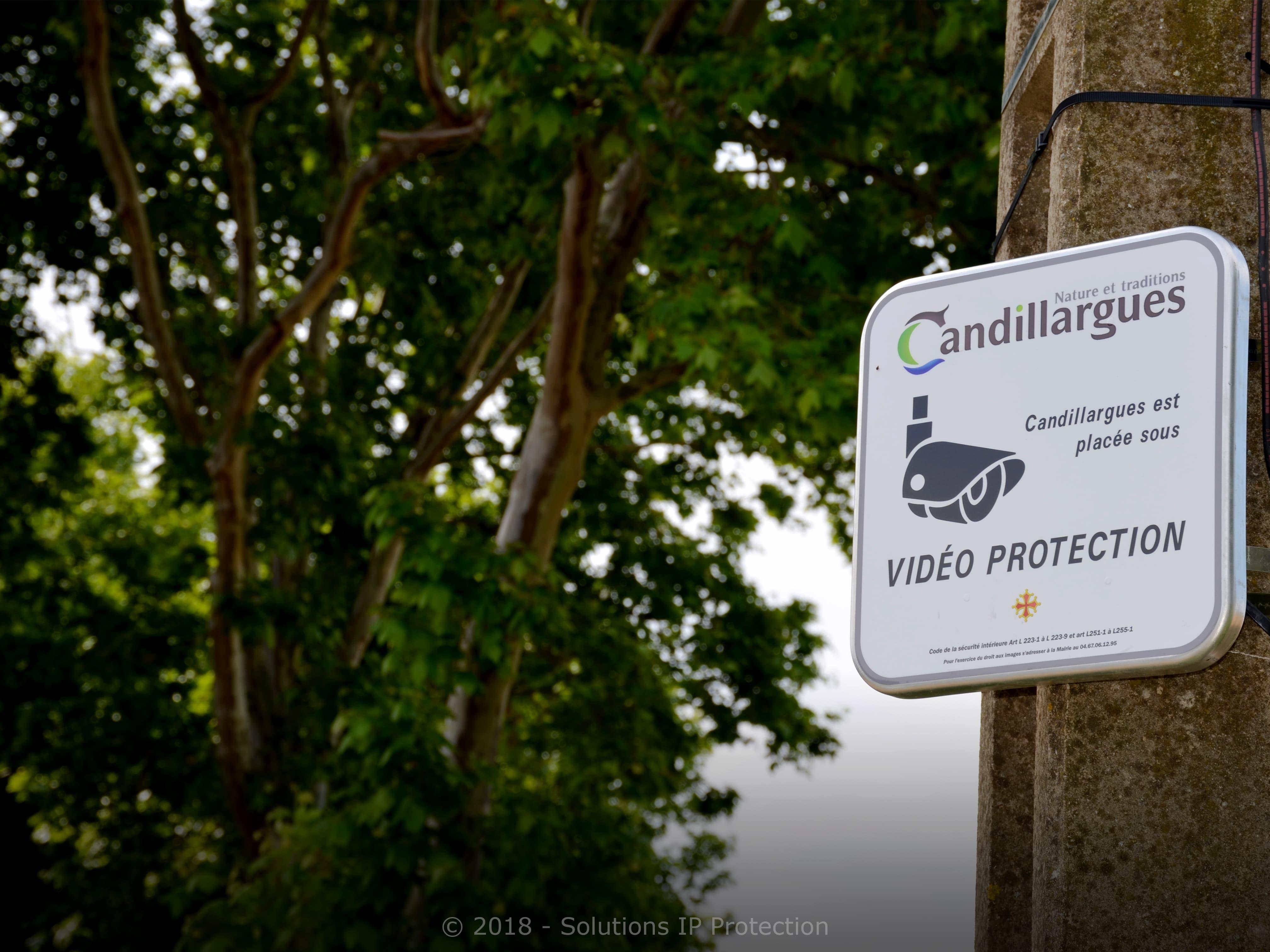 Vidéoprotection à Candillargues