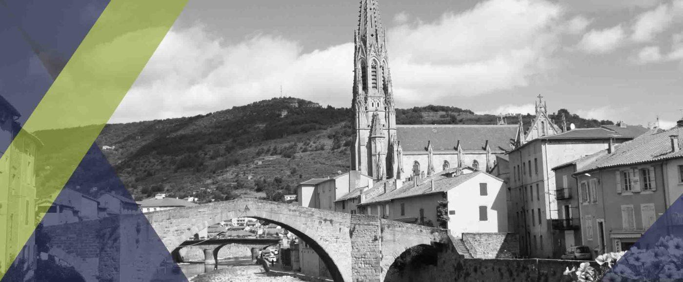 La ville de Saint Affrique dans l'Aveyron s'éuipe d'un système de vidéoprotection distribué et mis en place par les équipes SIPPRO Solutions IP Protection distributeur français de solutions de sûreté pour les professionnels basé à Montpellier Bordeaux et Paris. Expert cybersécurité. expert sûreté.