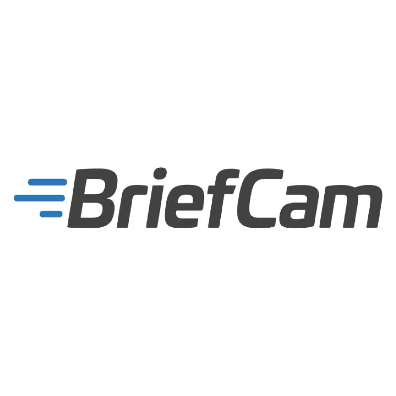 Logotype Briefcam, une marque partenaire et distribuée par SIPPRO Solutions IP Protection, distributeurs de solutions de sûreté et de sécurité pour les professionnels.