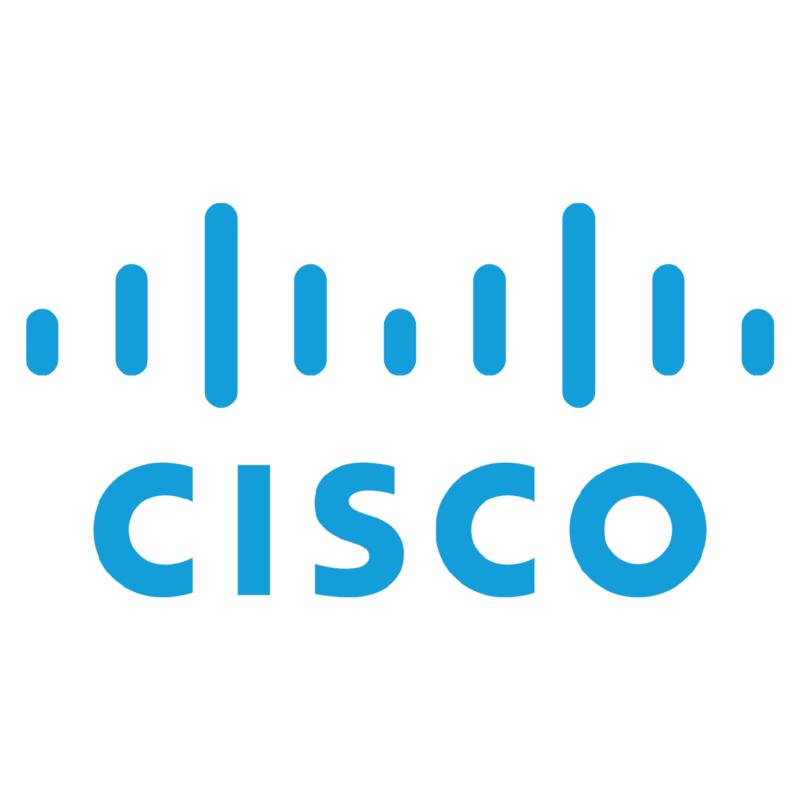 Logotype Cisco, une marque partenaire et distribuée par SIPPRO Solutions IP Protection, distributeurs de solutions de sûreté et de sécurité pour les professionnels.