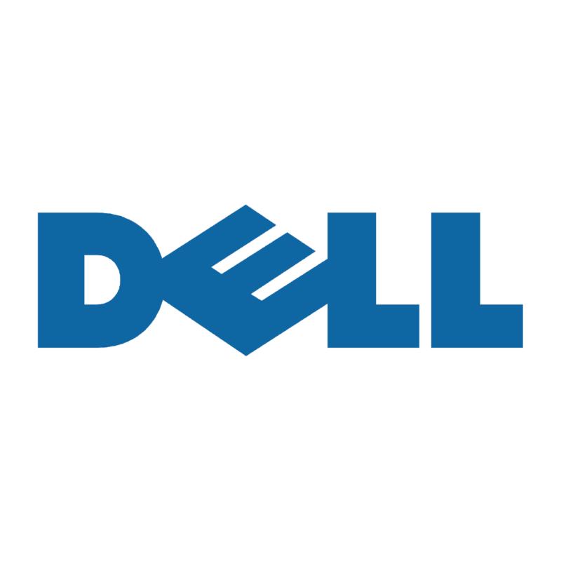 Logotype DELL, une marque partenaire et distribuée par SIPPRO Solutions IP Protection, distributeurs de solutions de sûreté et de sécurité pour les professionnels.
