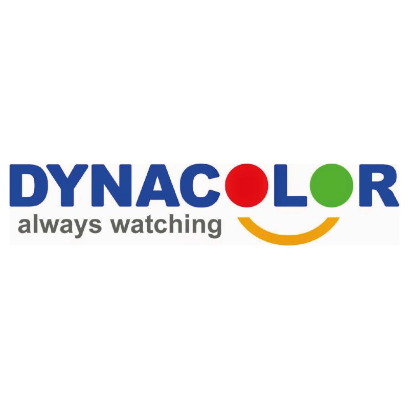 logo Dynacolor, marque distribuée par SIPPRO - Solutions IP Protection