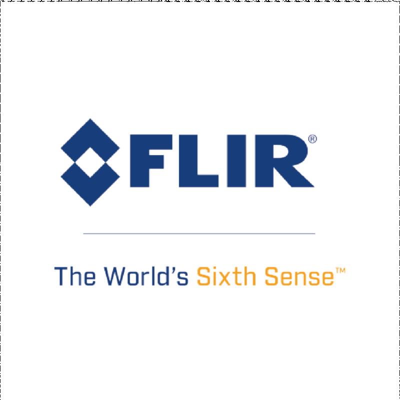 logo flir, marque dsitribuée par SIPPRO - Solutions IP Protection