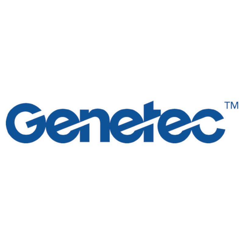 logo Genetec, marque distribuée par SIPPRO - Solutions IP Protection