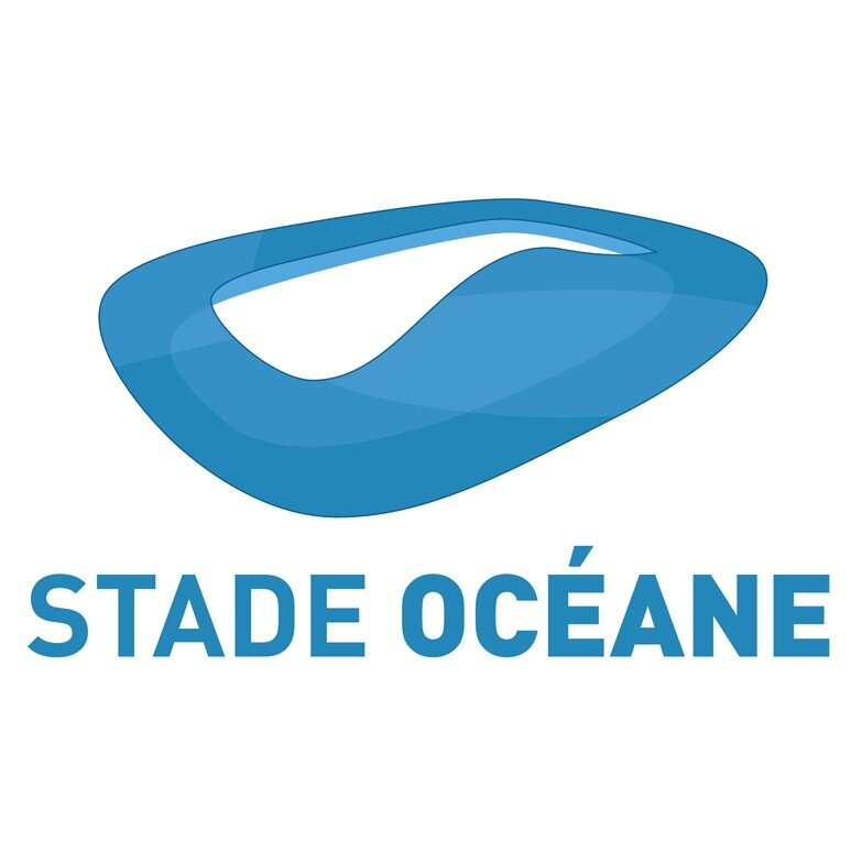 Logotype du Stade Océane du Havre, qui est une référence professionnelle SIPPRO Solutions IP Protection, distributeurs de solutions de sûreté et de sécurité pour les professionnels.