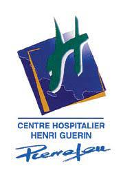 Logotype CH Henri Guerin à Pierrefeu-du-var, qui est une référence professionnelle SIPPRO Solutions IP Protection, distributeurs de solutions de sûreté et de sécurité pour les professionnels.