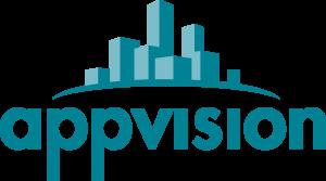 Logotype de l'application APPVISION développé par Prysm Software, une marque partenaire et distribuée par SIPPRO Solutions IP Protection, distributeurs de solutions de sûreté et de sécurité pour les professionnels.