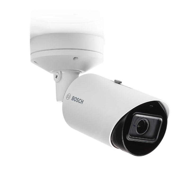 Caméra fixe de la gamme Bosch Security and Safety Systems, une marque distribuée par SIPPRO Solutions IP Protection, distributeurs de solutions de sûreté et de sécurité pour les professionnels.