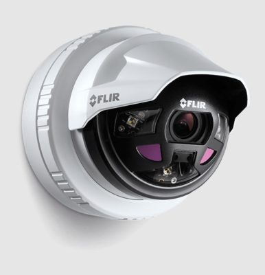 Caméra FLIR Systems DH distribuée par SIPPRO Solutions IP Protection, Distributeur FLIR Systems France.