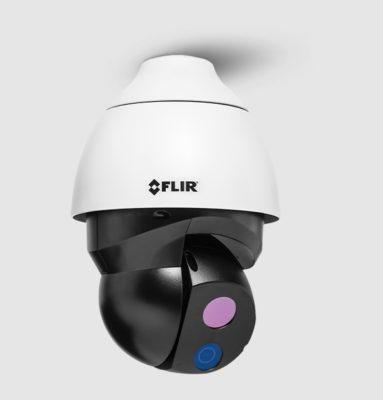 Caméra FLIR Systems DM distribuée par SIPPRO Solutions IP Protection, Distributeur FLIR Systems France.