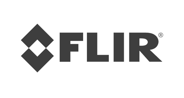Logo Logotype FLIR sur le site internet SIPPRO solutions ip protection www.sippro.fr expert sûreté vidéoprotection montpellier hérault france