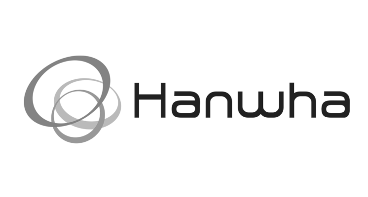 Logo Logotype HANWHA TECHWIN sur le site internet SIPPRO solutions ip protection www.sippro.fr expert sûreté vidéoprotection montpellier hérault france