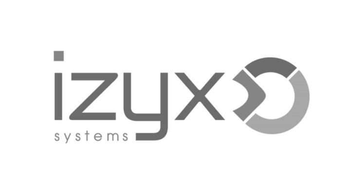 Logo Logotype IZYX sur le site internet SIPPRO solutions ip protection www.sippro.fr expert sûreté vidéoprotection montpellier hérault france