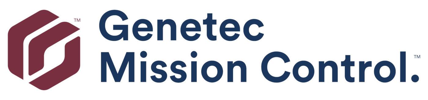 Logotype Mission Control développé par les équipes GENETEC, une marque partenaire et distribuée par SIPPRO Solutions IP Protection, distributeurs de solutions de sûreté et de sécurité pour les professionnels.