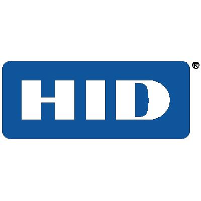 Logotype HID, une marque distribuée par SIPPRO Solutions IP Protection, distributeurs de solutions de sûreté et de sécurité pour les professionnels.