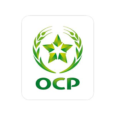 Logotype OCP, qui est une référence professionnelle SIPPRO Solutions IP Protection, distributeurs de solutions de sûreté et de sécurité pour les professionnels.
