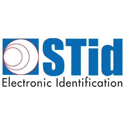 Logotype STID, une marque distribuée par SIPPRO Solutions IP Protection, distributeurs de solutions de sûreté et de sécurité pour les professionnels.