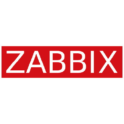 Logotype ZABBIX, une marque distribuée par SIPPRO Solutions IP Protection, distributeurs de solutions de sûreté et de sécurité pour les professionnels.