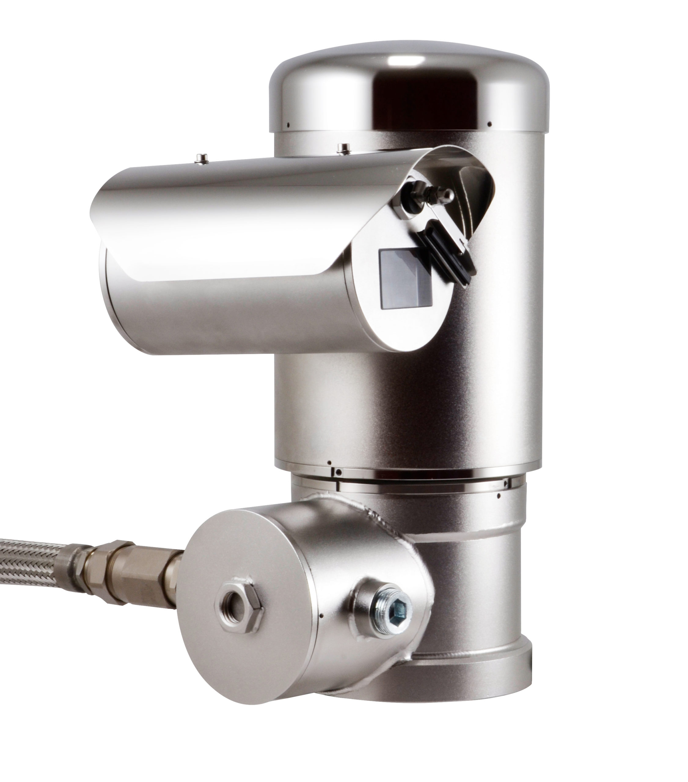 Visuel de la caméra MAXIMUS MPX issue de la gamme de caméras de surveillance produites par Videotec et distribuées par SIPPRO Solutions IP Protection en France.