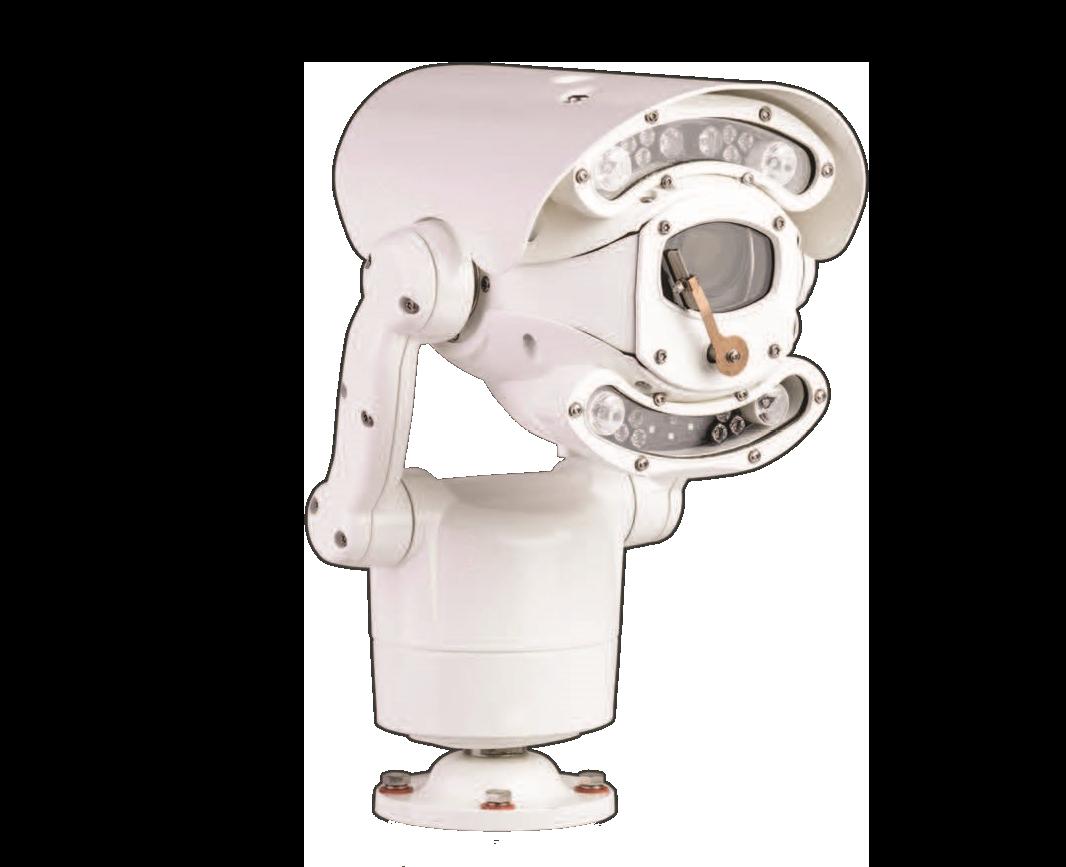 Visuel de la caméra de surveillance PREDATOR produite en Grande-Bretagne par la marque 360 vision technology et distribuée par SIPPRO - Solutions IP Protection