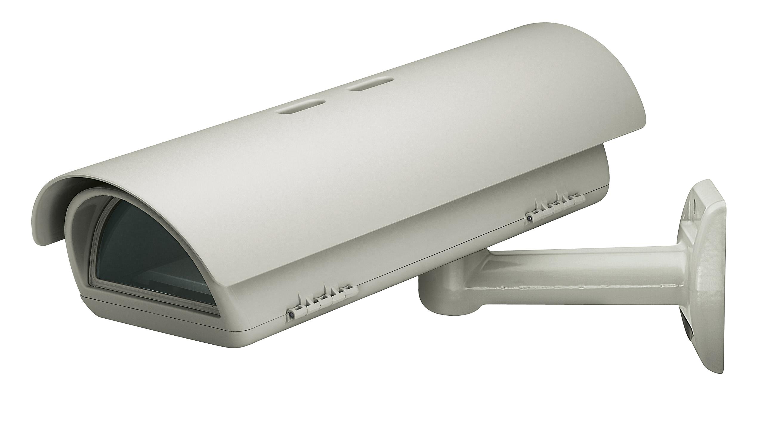 Visuel du coffret box issue de la gamme de caméras de surveillance produites par Videotec et distribuées par SIPPRO Solutions IP Protection en France.