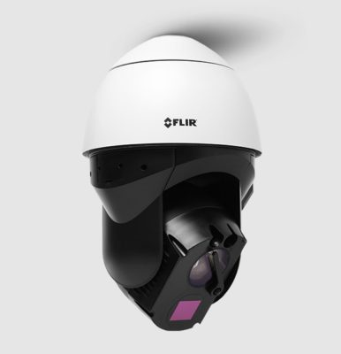 Caméra FLIR Systems Elara DX distribuée par SIPPRO Solutions IP Protection, Distributeur FLIR Systems France.