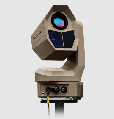 Caméra FLIR Systems RANGER HDC-MR distribuée par SIPPRO Solutions IP Protection, Distributeur FLIR Systems France.