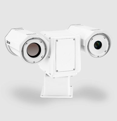 Caméra FLIR Systems PT-HD distribuée par SIPPRO Solutions IP Protection, Distributeur FLIR Systems France.