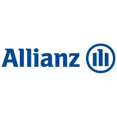 Logo du groupe Allianz, groupe d'assurances