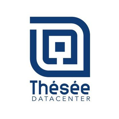 Logo de la société Thésée Datacenter